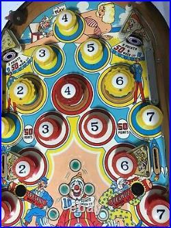 1963 Gottlieb Gigi EM Pinball Machine
