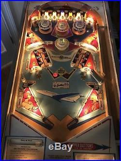 1969 Gottlieb Airport Pinball Machine
