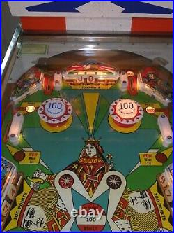 1972 Gottlieb ADD-A-BALL Pinball Machine