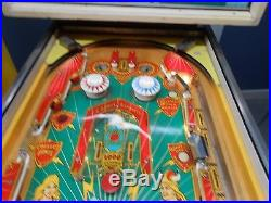 1973 Bally Ro Go 4 Player