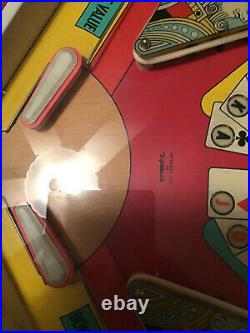 1973 Gottlieb High Hand Pinball Machine