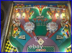 1973 Pro Football Pinball Pinball Machine Gottlieb Classic