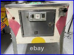 1974 Star Pool Pinball Machine Leds Nice Playfield Looks Great