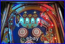 1976 Bally Captain Fantastic Pinball Machine Classic Tommy