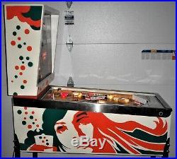 1976 Gottlieb Canada Dry 4-Plyr Pinball Machine FULLY RESTORED & FULLY WORKING