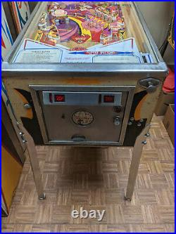 1976 Gottlieb Target Alpha Four Player Pinball it's more fun to compete