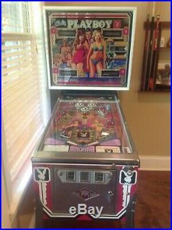 1976 Playboy Pinball-$2500 Obo