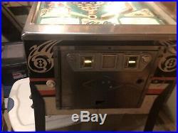 1977 BALLY Happy Days Eight Ball Pinball Machine WORKS Great Condition