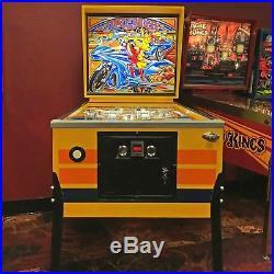 1978 ATARI SPACE RIDERS Pinball Machine Trending Vintage Classic by GRC Pinball