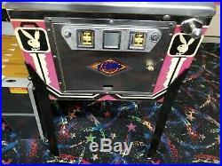 1978 Bally Playboy Pinball Machine