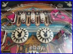 1978 Ballys PLAYBOY Pinball Machine in amazing original condition