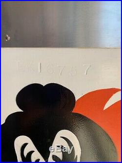 1978 KISS Pinball Machine By Bally