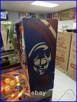 1978 Williams Contact Pinball Machine Classic Widebody Leds Plays Great