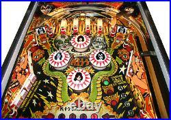 1979 Bally KISS pinball machine -Complete Restore