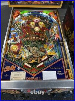 1979 Bally Paragon Pinball Machine Classic Leds Plays Great