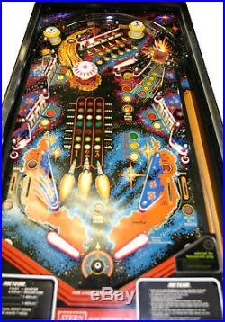 1979 Stern Meteor pinball machine -GREAT CONDITION