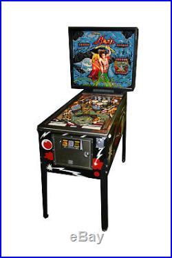 1979 Williams FLASH pinball machine -Good condition