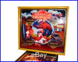 1980 Bally Skateball pinball machine -EXCELLENT condition -FULLY RESTORED