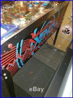 1980 Bally XENON Coin Op Pinball Machine in tempe AZ 85251