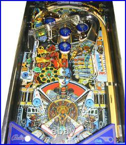 1980 Bally Xenon pinball machine