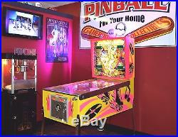 1980 Gottlieb ROLLER DISCO Pinball Machine by GRC