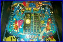 1982 Bally Midway BABY PAC-MAN Arcade Pinball/Video Game (Pick-Up in Indy)