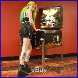 1982 Stern ORBITOR 1 Pinball Machine Trending Vintage Classic by GRC Pinball