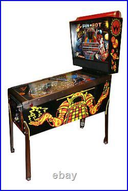 1986 Williams PINBOT pinball machine
