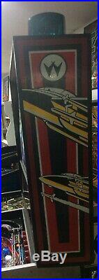 1987 Williams F-14 Tomcat Pinball Machine Classic Leds Steve Ritchie