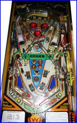 1988 Williams Taxi pinball machine
