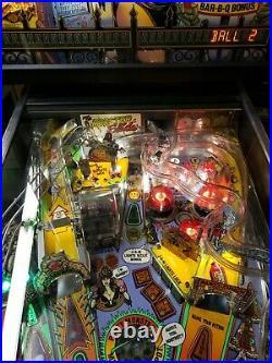 1989 Elvira of the Party Monsters Pinball Machine
