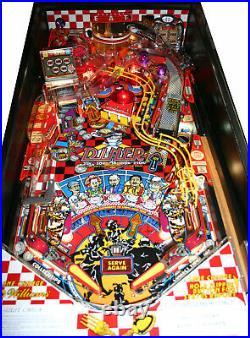 1990 Williams Diner pinball machine