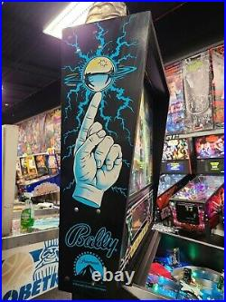 1992 Addams Family Pinball Machine Leds Super Nice Playfield