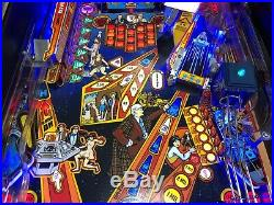 1992 Doctor Who Pinball Machine With Leds Plays Great