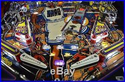 1995 Gottlieb SHAQ ATTAQ Pinball Machine By GRC PINBALL