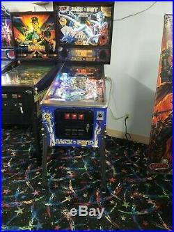 1995 Williams Jack Bot Pinball Machine