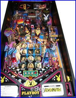 2002 Stern Playboy pinball machine -Excellent condition