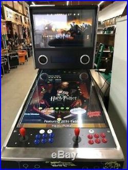 42 LCD Virtual Pinball & Arcade Combo Machine 2000 Games in 1