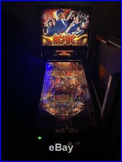 AC/DC Pinball Machine. Retro Stern Pinball Machine. Price Includes Moving Fees