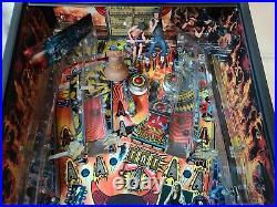 ACDC PRO pinball machine
