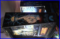 ADDAMS FAMILY Pinball Machine Bally 1992 Classic Arcade Plays Great