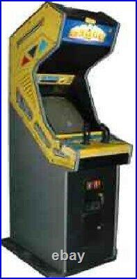 ASSAULT ARCADE MACHINE by ATARI 1988 (Excellent Condition) RARE