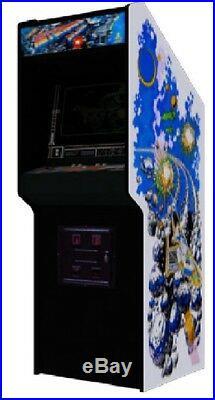 ASTEROIDS DELUXE ARCADE MACHINE by ATARI (Excellent Condition) RARE
