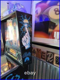 Adams Family Pinball Machine