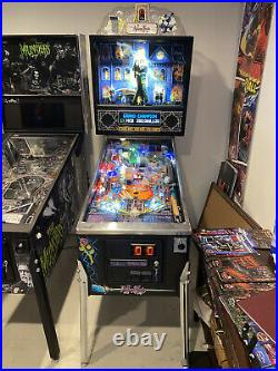 Addams Family Pinball Machine Bally 1992 Free Shipping Fully Restored