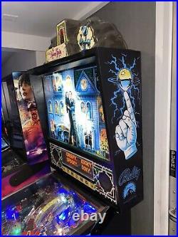 Addams Family Pinball Machine Bally 1992 Free Shipping LEDs