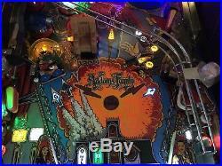 Addams Family Pinball Machine Bally Coin Op Arcade Pat Lawlor Nice LEDS 399SHIPS