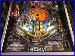 Addams Family Pinball Machine Bally SUPER NICE ORIGINAL Nice LEDS 399SHIPS
