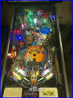 Addams Family Pinball by Bally Manufacturing Co