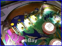Atlantis Pinball Machine By Gottlieb